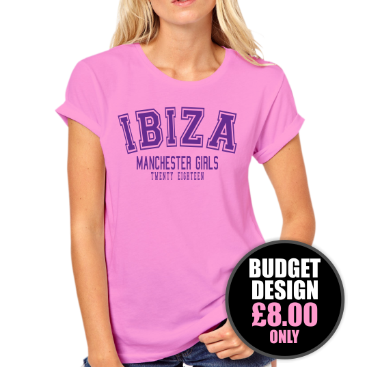 fb137dfe Girls holiday t shirts UK - Mr Tee